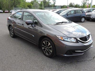 Honda Civic EX / TOIT OUVRANT  / MAG 2014