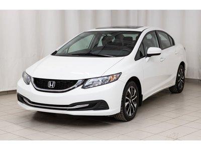 Honda Civic EX 2014