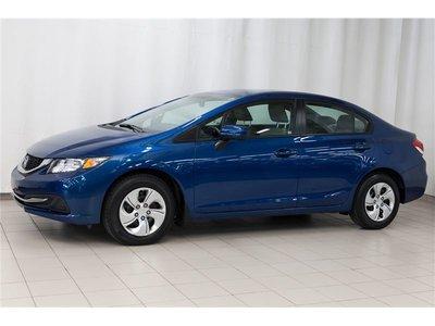 2015 Honda Civic LX, BAS KILOS, BIEN ENTRETENUE