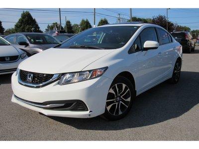 Honda Civic EX/ TOIT OUVRANT/ 2015