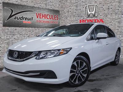 2015 Honda Civic EX*DÉMARREUR*VITRES TEINTES