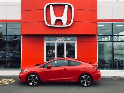 2015 Honda Civic Si / 2.4 IVTEC / 205 HP / NAVIGATION