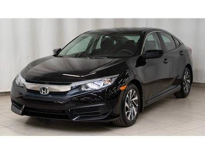 Honda Civic EX **HONDA PLUS AUG/2020 OU 100KM** 2016