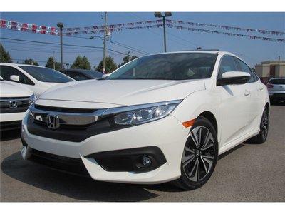 2017 Honda Civic EX-T /TURBO/JAMAIS ACCIDENTÉ