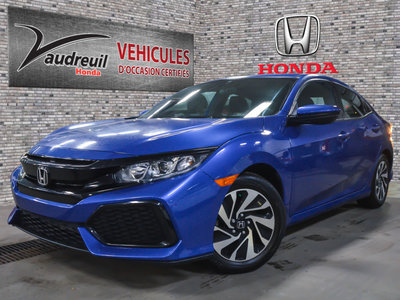 Honda Civic LX*DÉMARREUR A DISTANCE* 2017