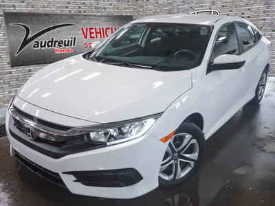 Honda Civic LX*ECRAN*CAMERA* 2017