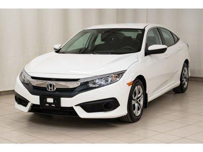 Honda Civic LX w/Honda Sensing **HONDA PLUS AVRIL/2021** 2017