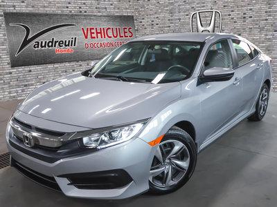2018 Honda Civic LX*IMPECCABLE*
