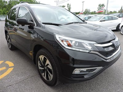 2015 Honda CR-V TOURING / CUIR / NAVIGATION / TOIT OUVRANT