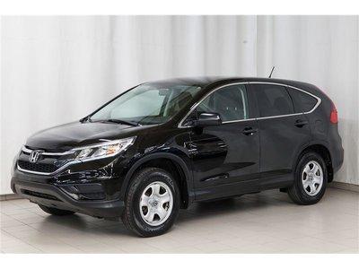 Honda CR-V LX, JAMAIS ACCIDENTÉ 2015