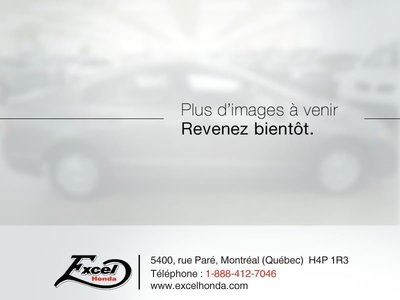 Honda CR-V EX, GARANTIE GLOBALE HONDA 2015