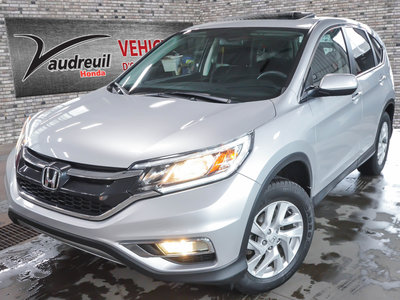 2015 Honda CR-V EX*AWD*GARANTIE*DÉMARREUR*