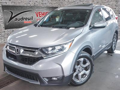 Honda CR-V EX*AWD*TOIT*MAG*ECRAN*CAM 2017