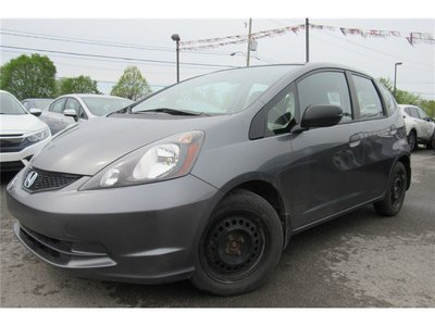 2014 Honda Fit DX-A