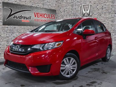 Honda Fit LX*JAMAIS ACCIDENTE* 2015