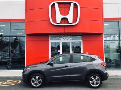 Honda HR-V LX / GARANTIE HONDA 10/11/2021 OU 80000 KM 2018