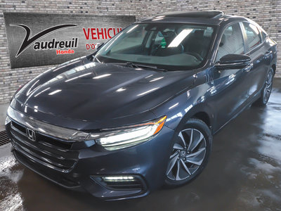 Honda Insight Touring*DEMO*CUIR*GPS*TOIT* 2019