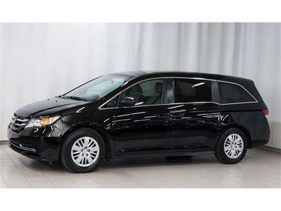 Honda Odyssey LX, JAMAIS ACCIDENTÉ 2014