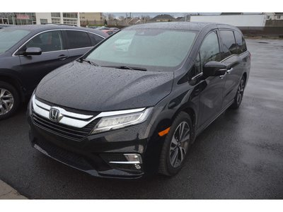 2018 Honda Odyssey Touring*CUIR*GPS*