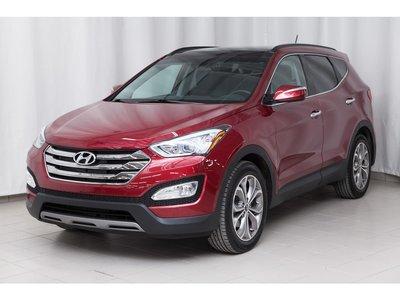 Hyundai Santa Fe Sport 2.0T Limited 2014
