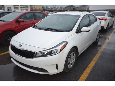Kia Forte LX*JAMAIS ACCIDENTE* 2018