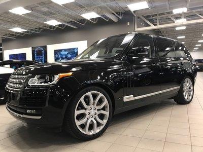 2016 Land Rover Range Rover SC  LWB
