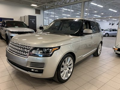 Land Rover Range Rover Td6 HSE 2016