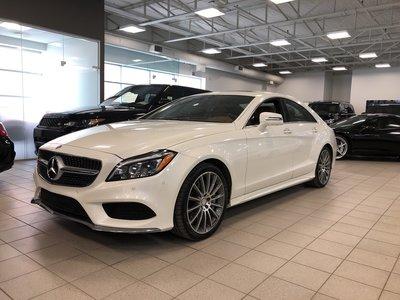 2016 Mercedes-Benz CLS-Class CLS 550