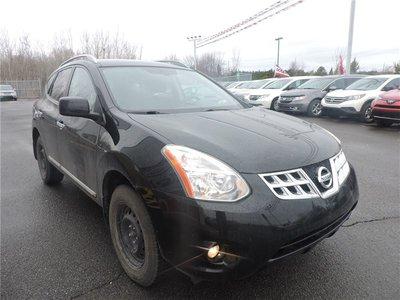 Nissan Rogue SV (CVT) 2012
