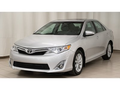 Toyota Camry XLE (A6) 2012