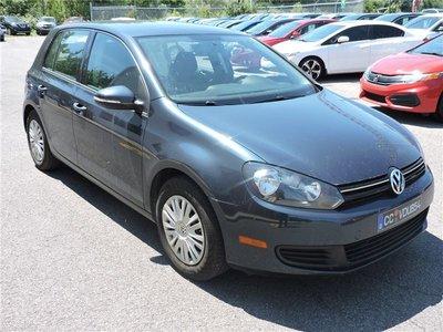 Volkswagen Golf 2.5L/AUTOMATIQUE/BAS KILO 2013