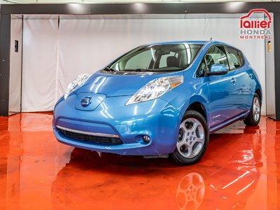 Nissan Leaf S**VÉHICULE 100% ÉLECTRIQUE** 2014