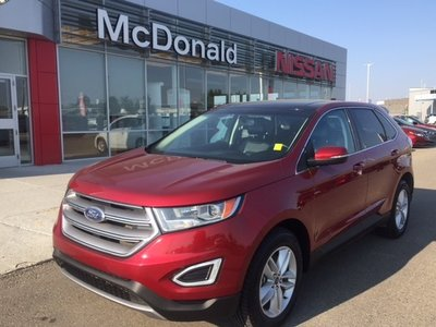 2016 Ford SUV AWD Edge SEL SEL