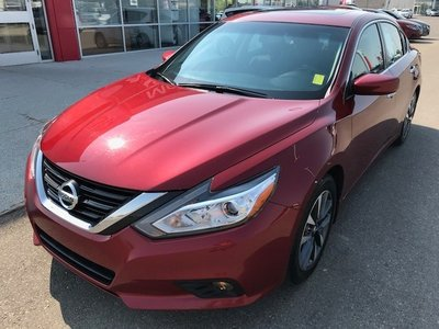 2017 Nissan 4DR Altima 2.5 SV SV Moonroof