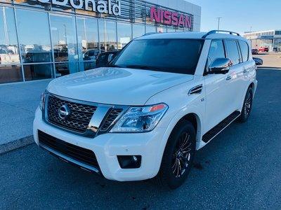 2019 Nissan Armada Platinum Reserve