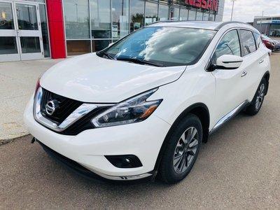 2018 Nissan Murano LXCG18-CVT