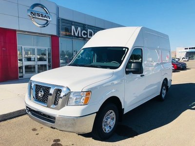 2018 Nissan NV 2500 SV V6 High Roof Tech