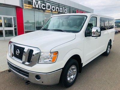 2019 Nissan NV 3500 Passenger Van SL