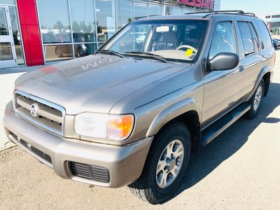 2004 Nissan Pathfinder Chinook Edition