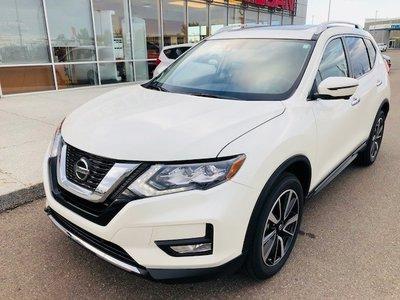 2018 Nissan Rogue Japan
