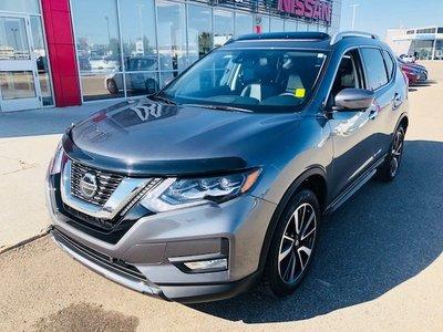 2018 Nissan SUV AWD Rogue SL Platinum SL