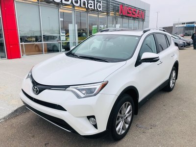 2017 Toyota RAV4 LIMITED Limited