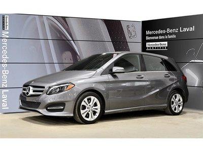 2015 Mercedes-Benz B250 4matic Premium, Navigation, DEL, Parktronic
