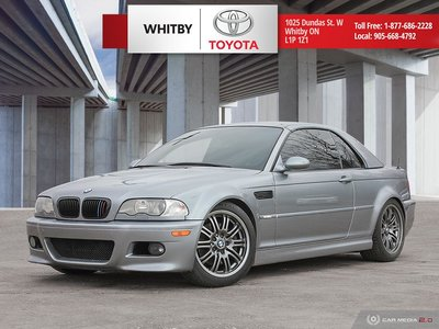 2006 BMW M3 Cab 6 Speed manual