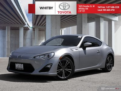 2016 Toyota 86 GT 6SPEED