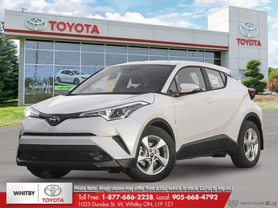 2019 Toyota C-HR XLE/LE/LIMITED