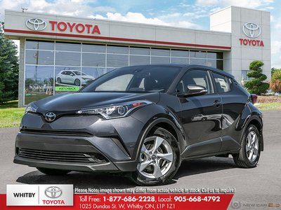 2019 Toyota C-HR XLE/LE/LIMITED FC20