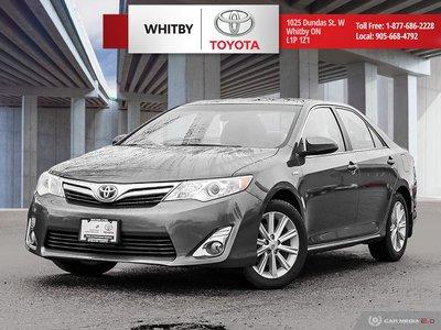2012 Toyota CAMRY HYBRID XLE XLE
