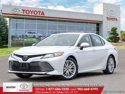 2019 Toyota CAMRY HYBRID XLE LA10