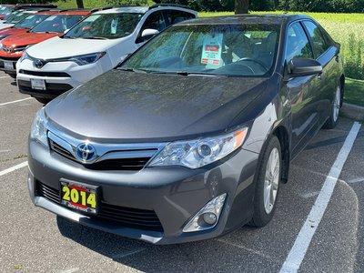 2014 Toyota Camry XLE hybrid